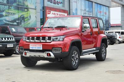 北京40 2019款 BJ40 PLUS 2.0D 手动 四驱 柴油版