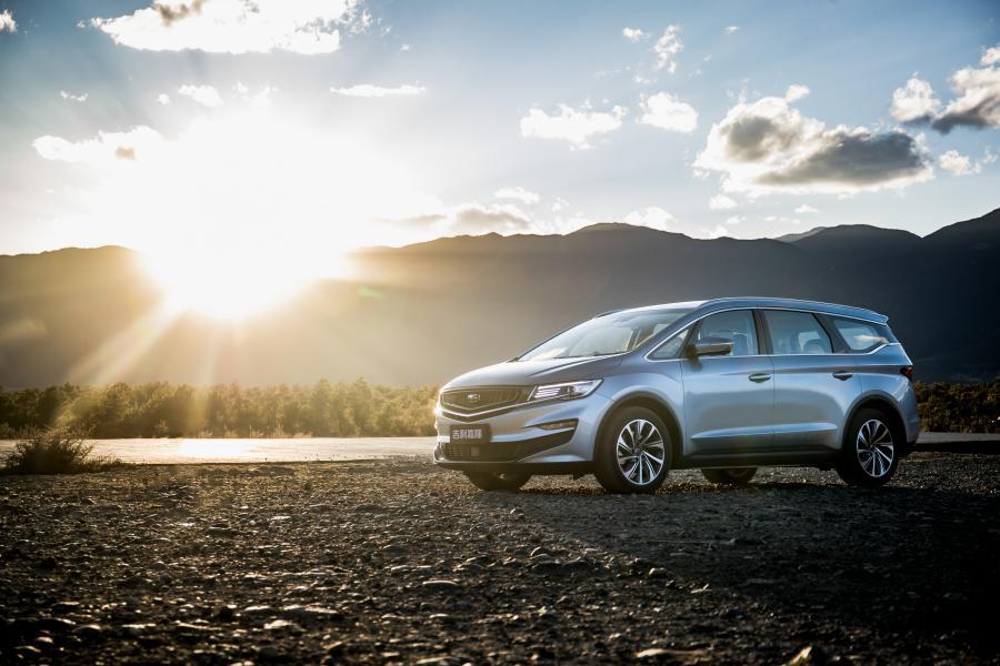 吉利嘉际将于3月11日上市  主销车型15-18万元