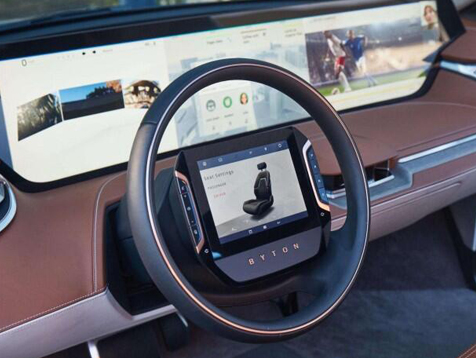 汽車大屏幕尺寸排名