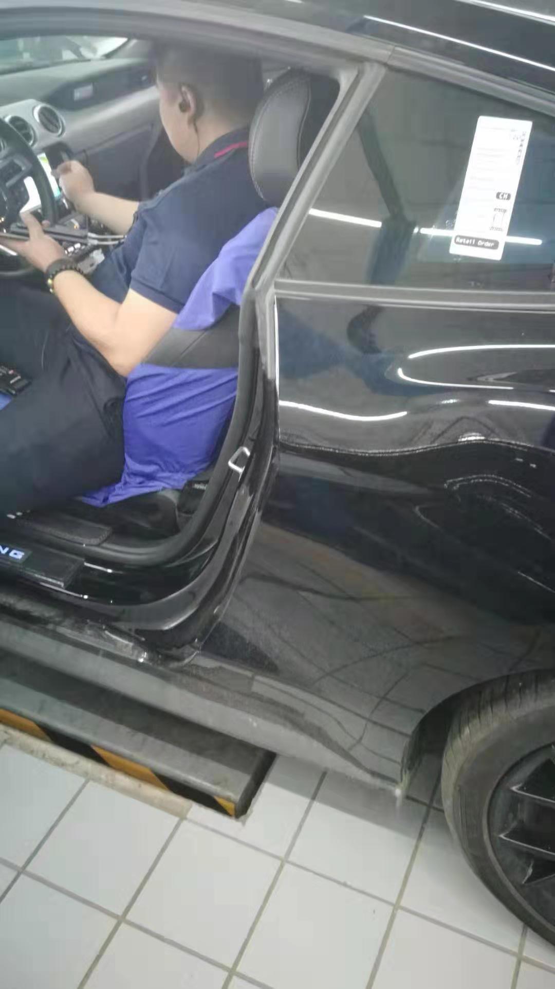北京北方长福汽车销售有限责任公司昌平分公司不会维修并缺少配件