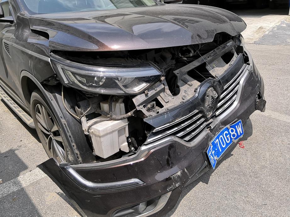 严重事故安全气囊未弹出