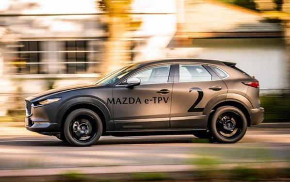 马自达首款纯电SUV将亮相