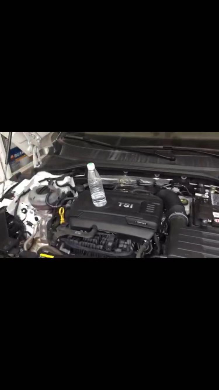 新车三千公里换了发动机,又开了三千公里发动机又开始抖动,