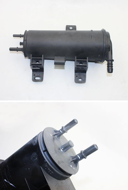 油箱碳罐设计缺陷易进灰尘堵塞,导致油表不准、油箱异响、加速无