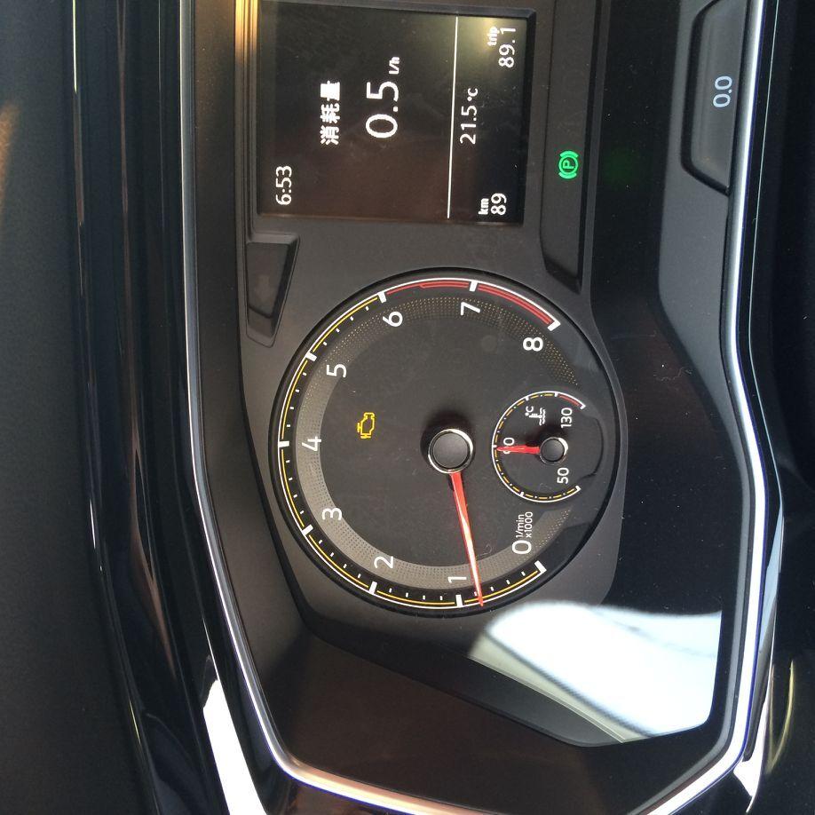 新车发动机故障灯常亮