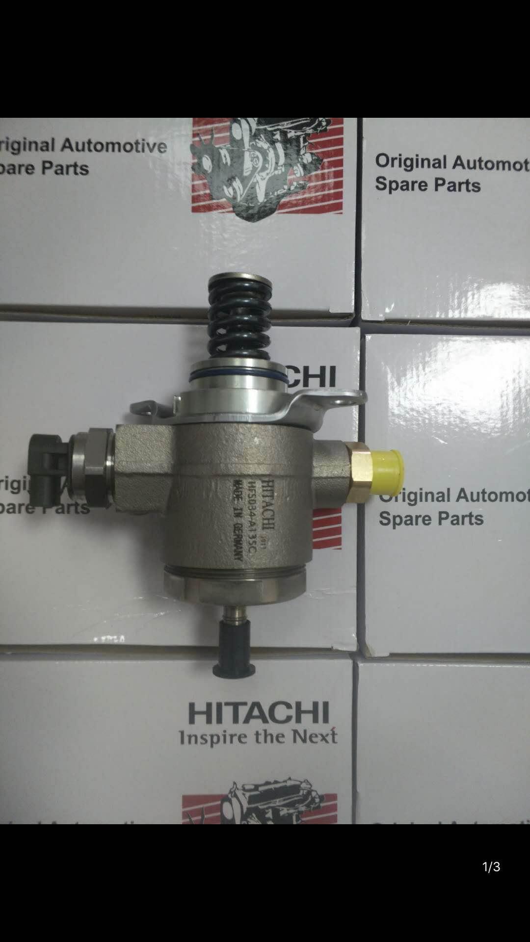 高压油泵异响