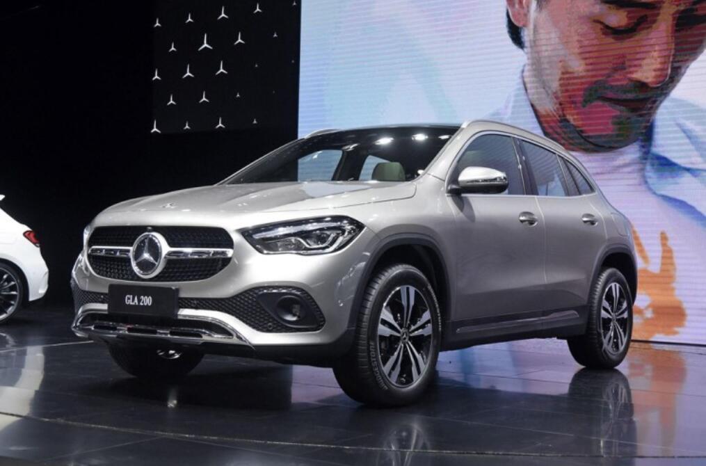 尺寸变大/全系1.3T 全新奔驰GLA售30.38万
