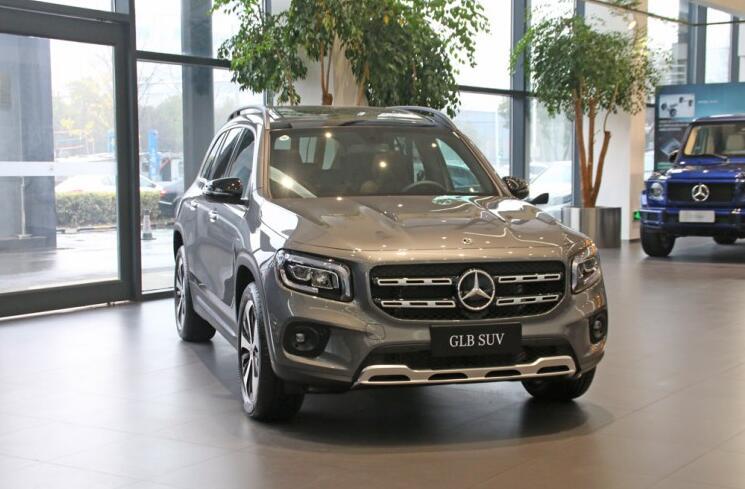 奔驰GLB近期购车优惠3万 欢迎进店选购