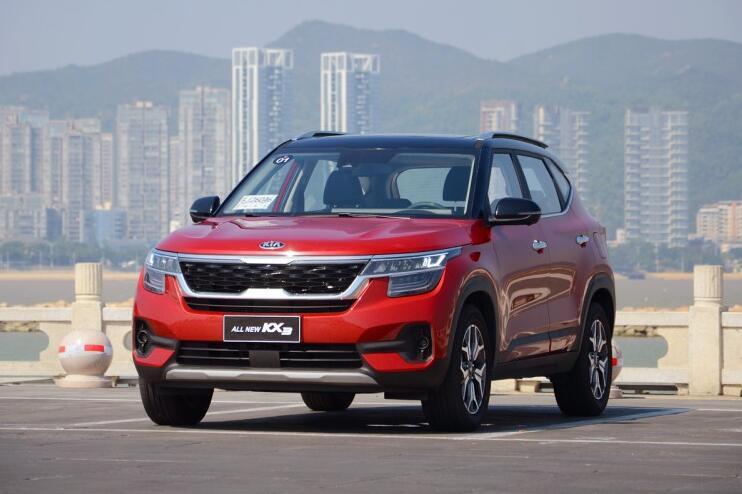 起亚KX3店内现车在售 促销优惠1.8万元