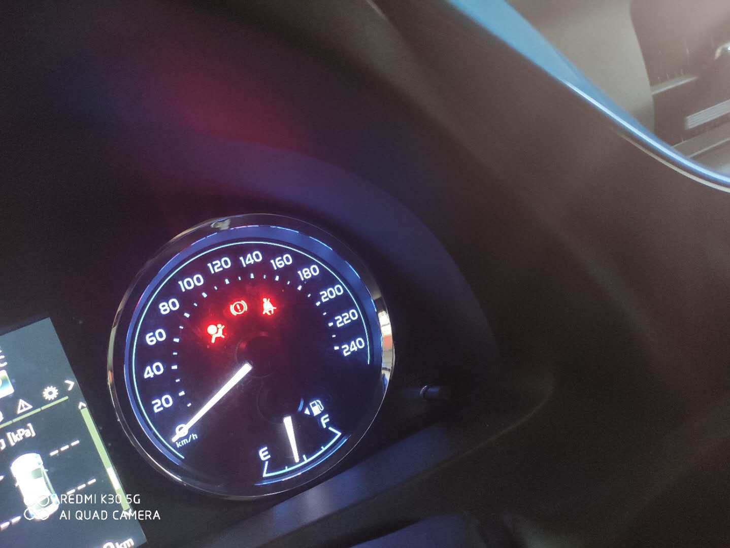 到广汽丰田4S点检修方向盘异响,竟然给我修坏了