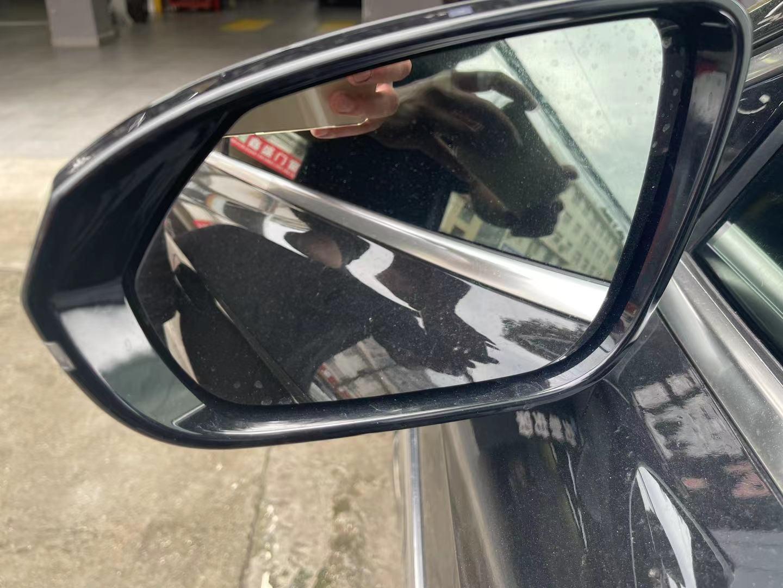 倒车后视镜下翻没有记忆功能