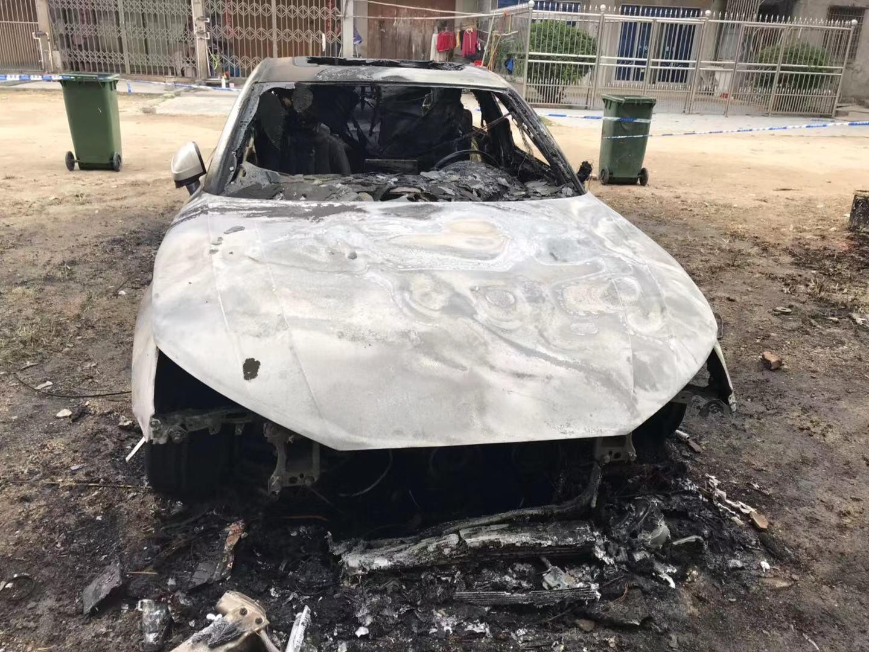 再次投诉,新车奥迪A4L无故自燃起火