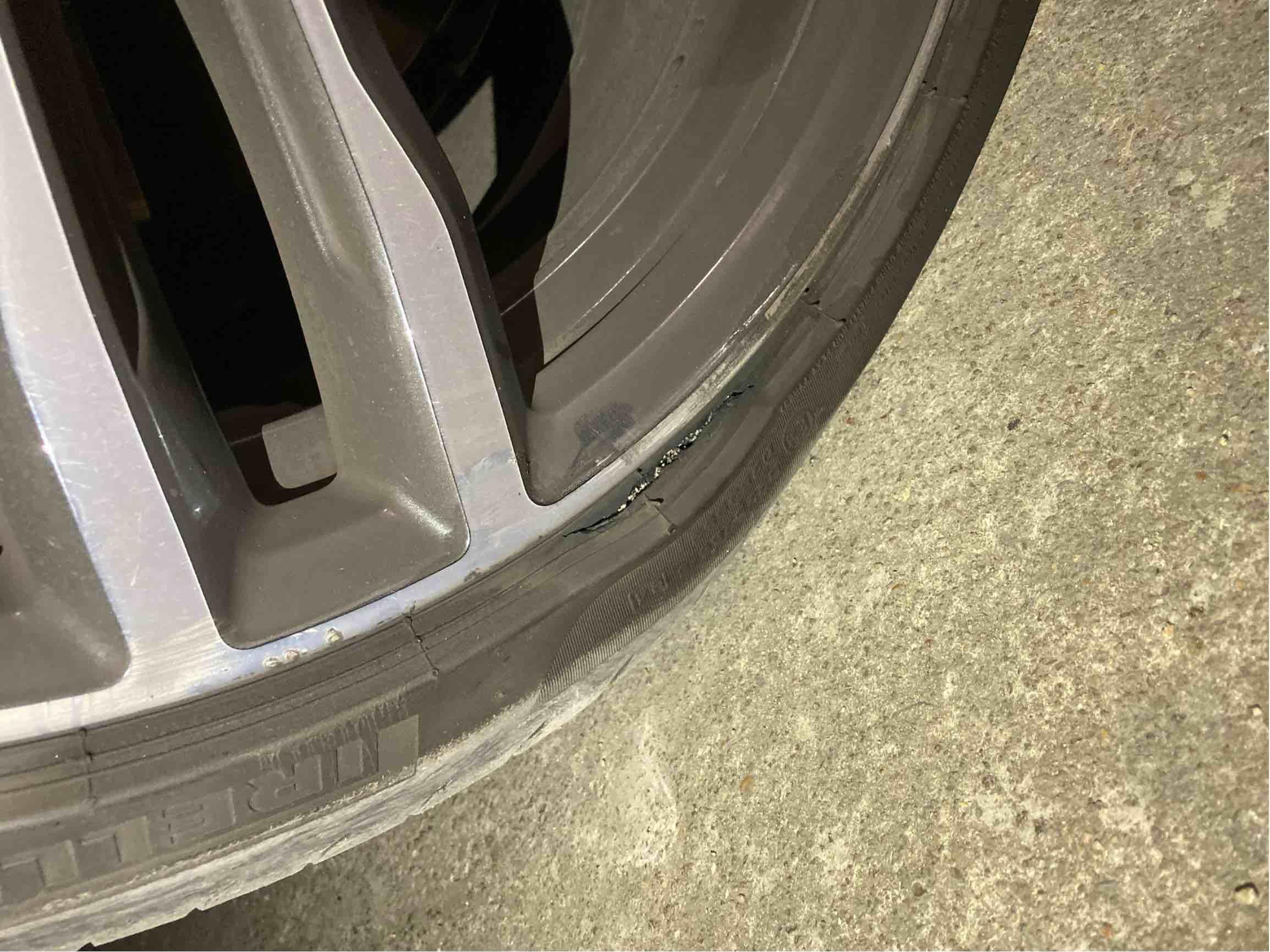 轮胎检测器有问题