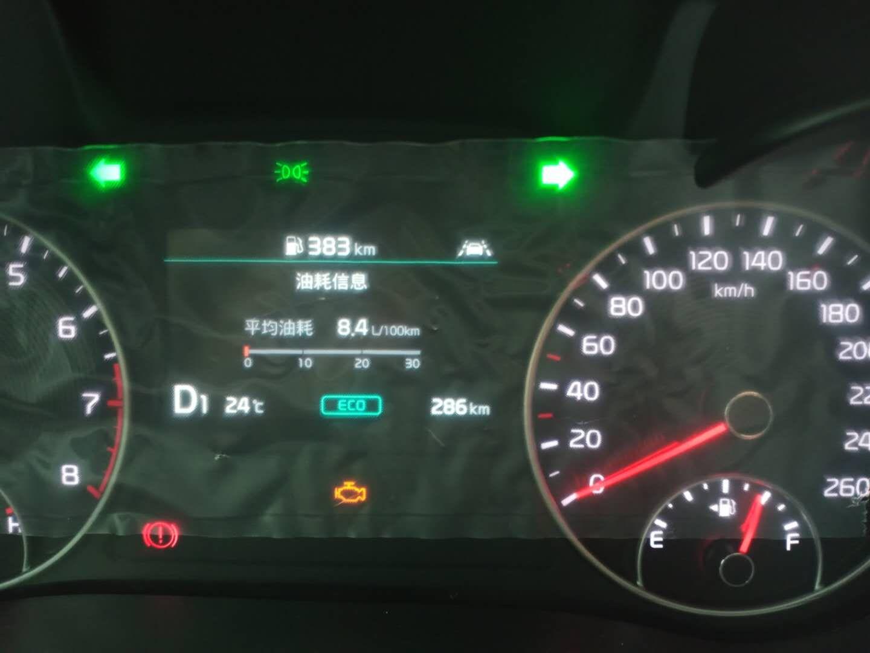 新车发动机故障灯一直亮,4S店检查不出什么问题