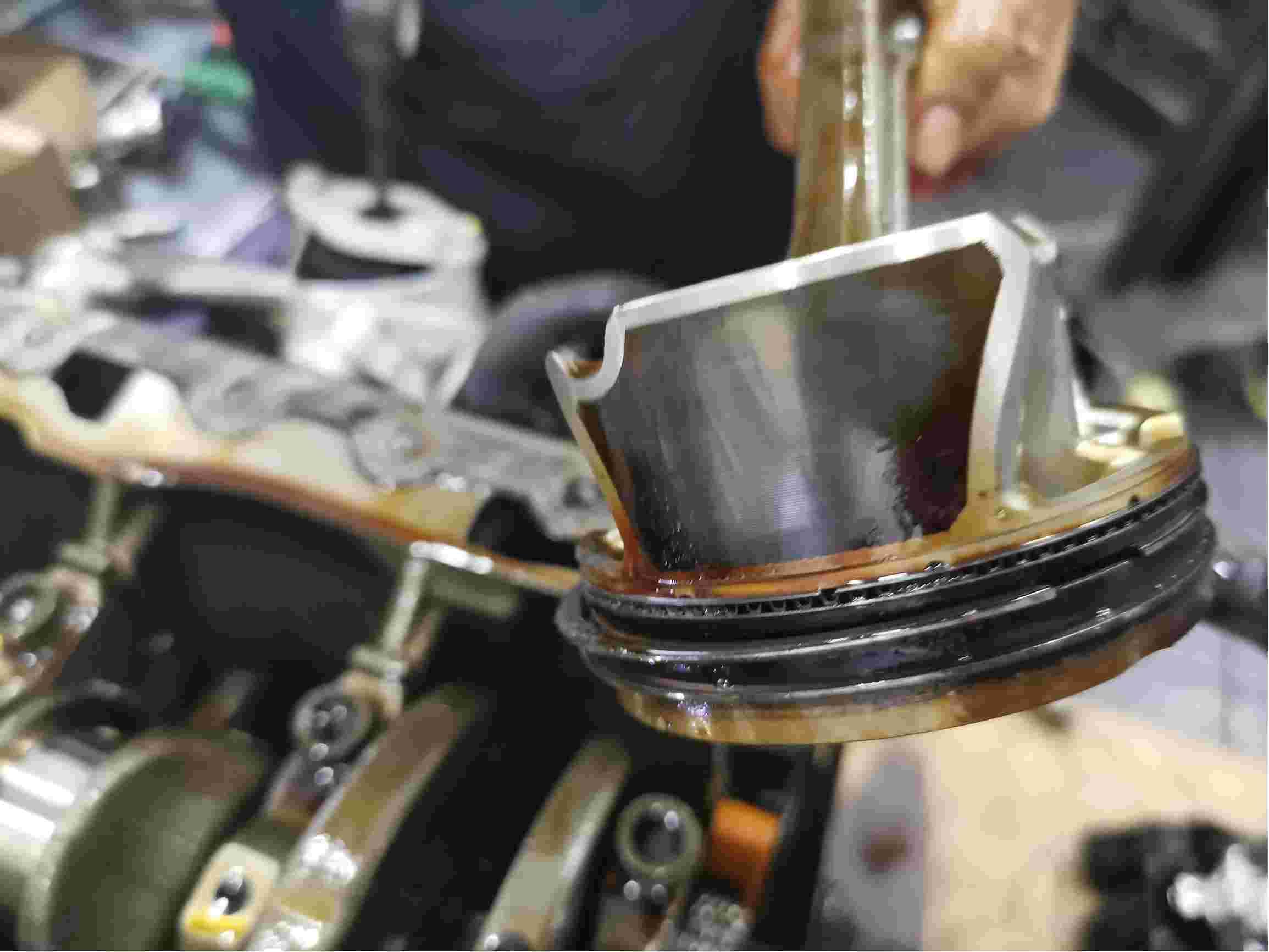 胎压监测仪失灵,发动机故障灯不亮造成发动机烧毁