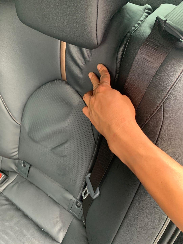 后排座椅质量