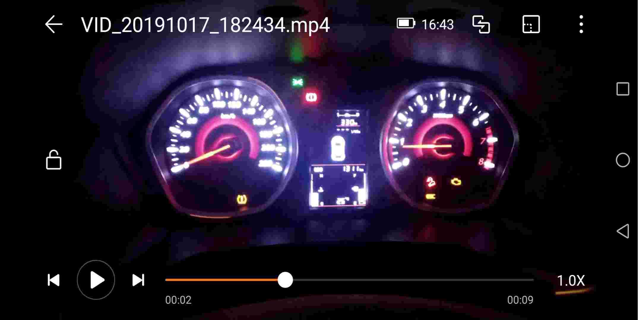 发动机等故障灯自18年初到现在行驶中同时频繁亮起